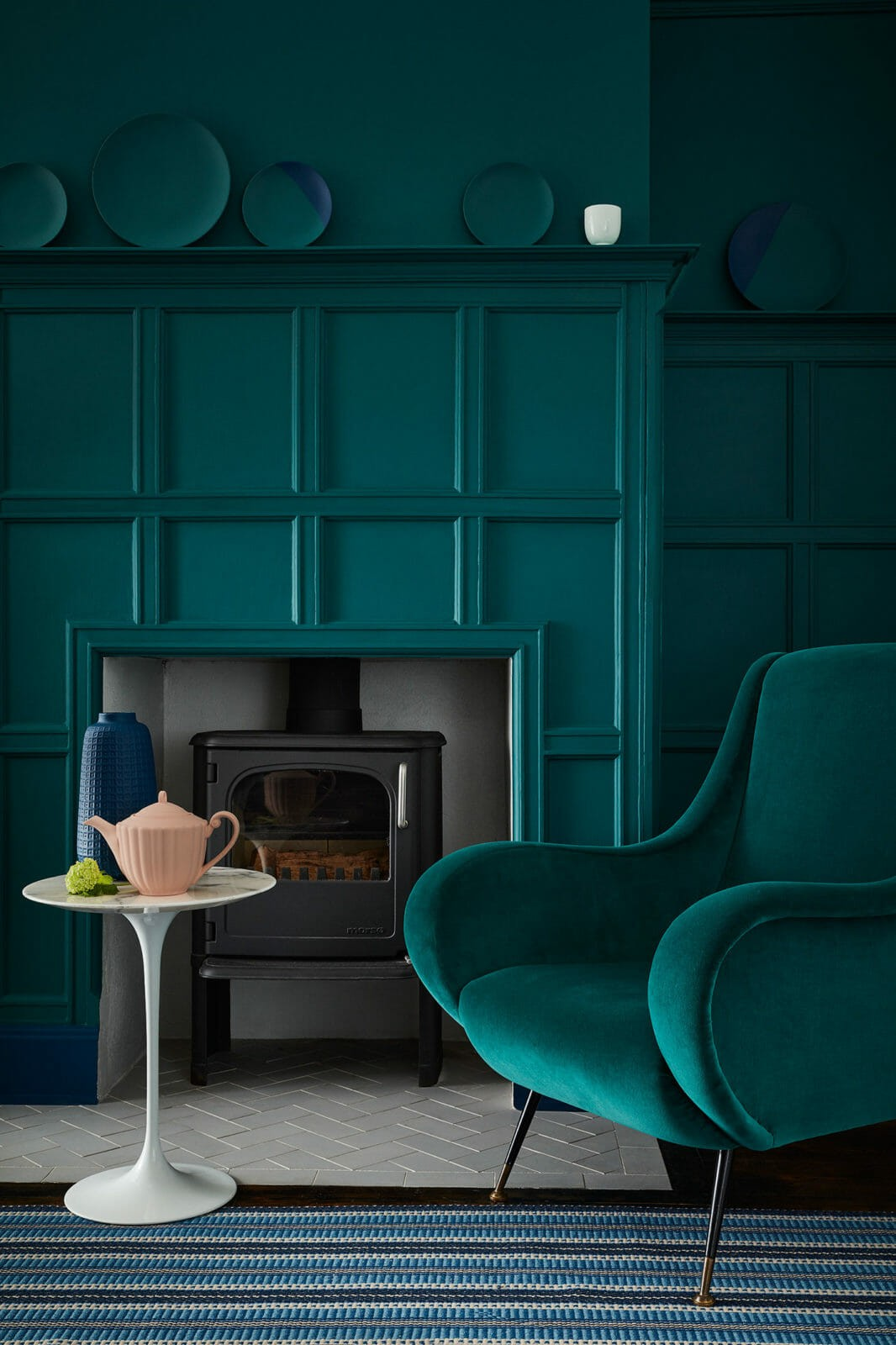 Little greene launches new 39 colours of england 39 paint chart for 2017 - Little green peinture ...