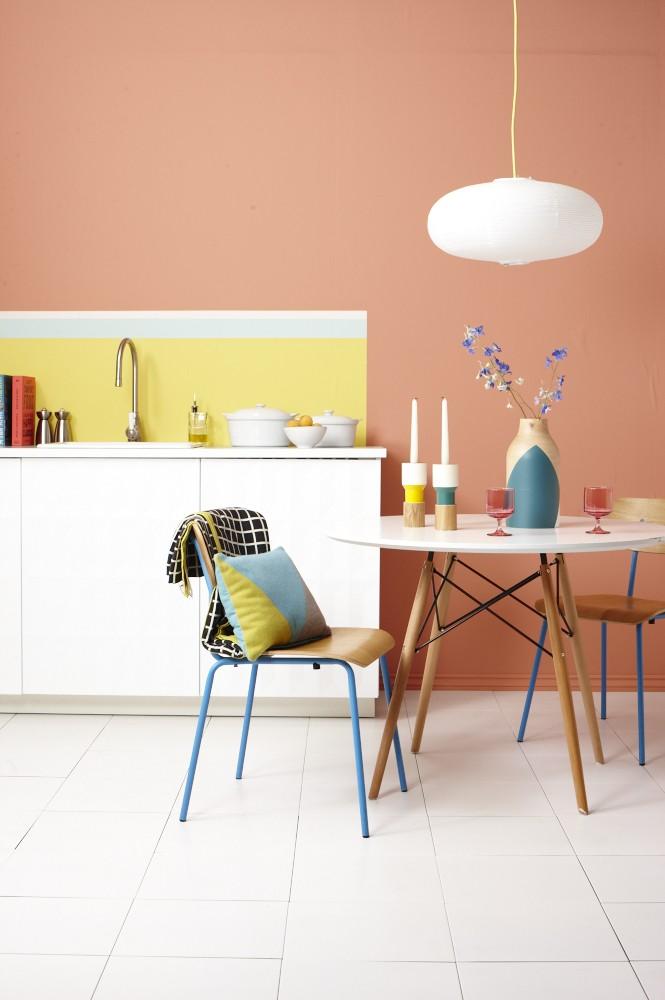 Copper Blush Kitchen For Homestyle Magazine