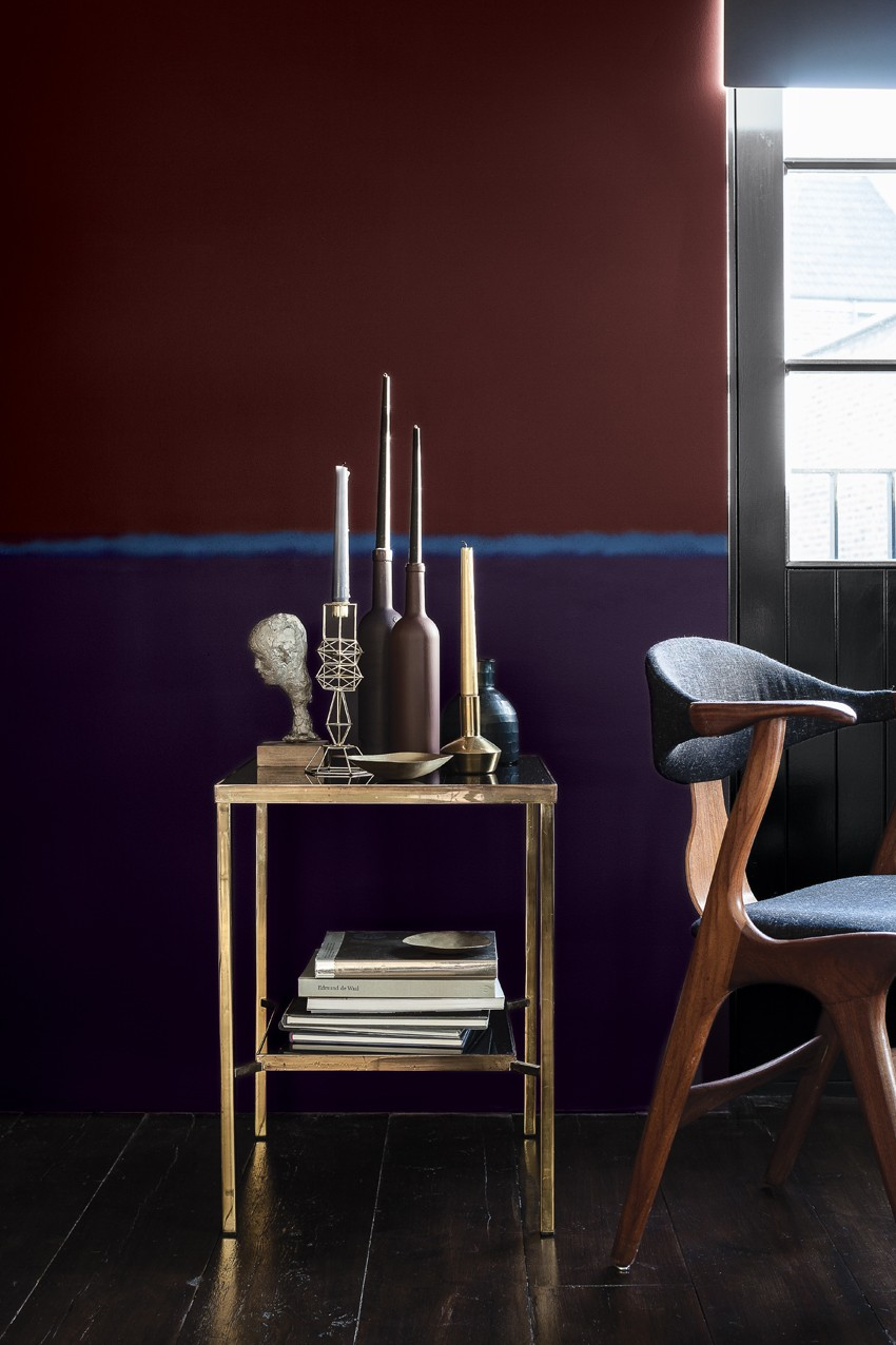 dark light dulux paint trends for 2016